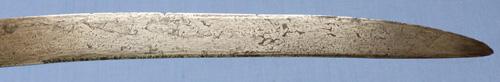 1690-hunting-hanger-kings-head-mark-10