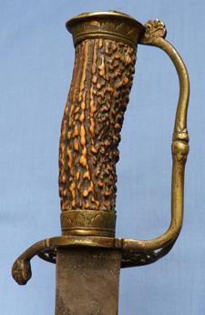 1690-hunting-hanger-kings-head-mark-3