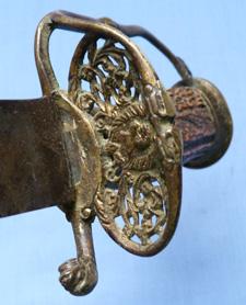 1690-hunting-hanger-kings-head-mark-6