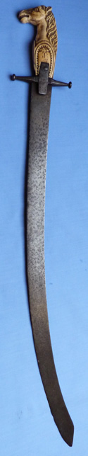 1700-horsehead-short-sword-1