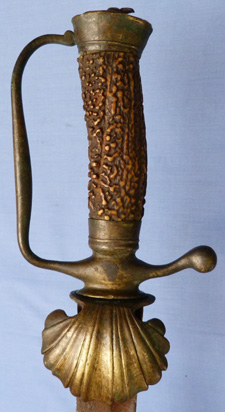 C.1700 English Hunting Naval Hanger Sword
