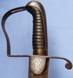 British Napoleonic 1796 Pattern Cavalry Trooper's Sword