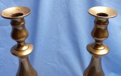 19th-century-brass-candlestick-2