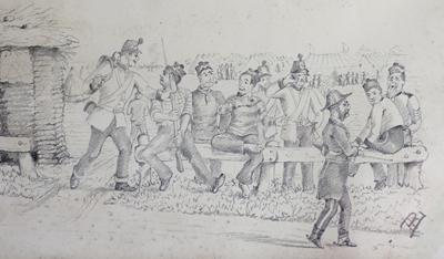 19th-century-british-militia-prints-8