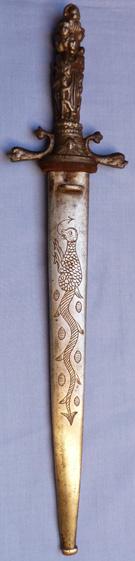19th-century-naval-romantic-dagger-1