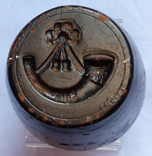 95th-rifles-shako-badge-mould-1