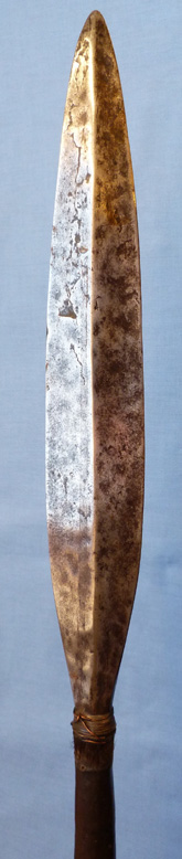 african-antique-spear-2