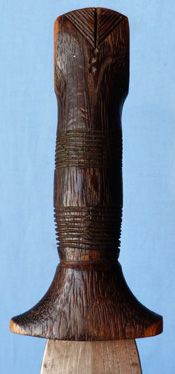 African Late-19th Century Tribal Dagger
