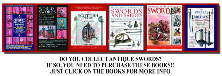 Harvey Withers – Antique British Swords