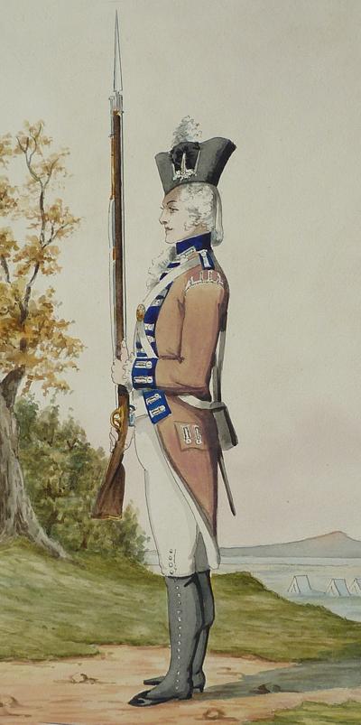 antique-british-napoleonic-military-painting-2