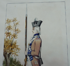 antique-british-napoleonic-military-painting-3