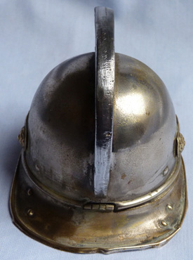 antique-french-fireman-helmet-inkwell-3