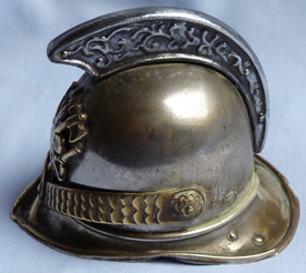 antique-french-fireman-helmet-inkwell-4