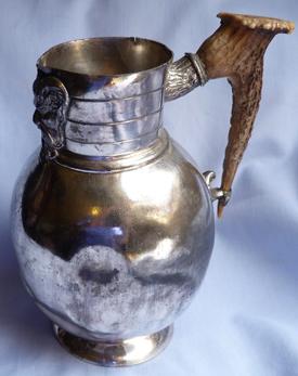 antique-german-antler-jug-2