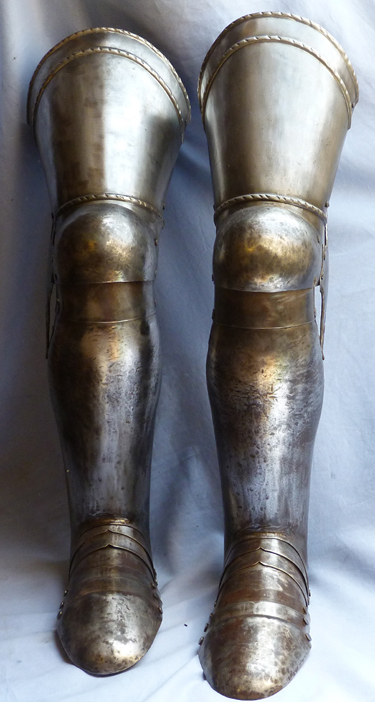 antique-leg-armour-1