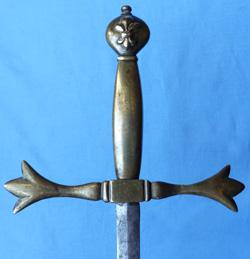19th Century Masonic Type Sword