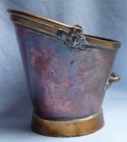 antique-miniature-coal-bucket-1