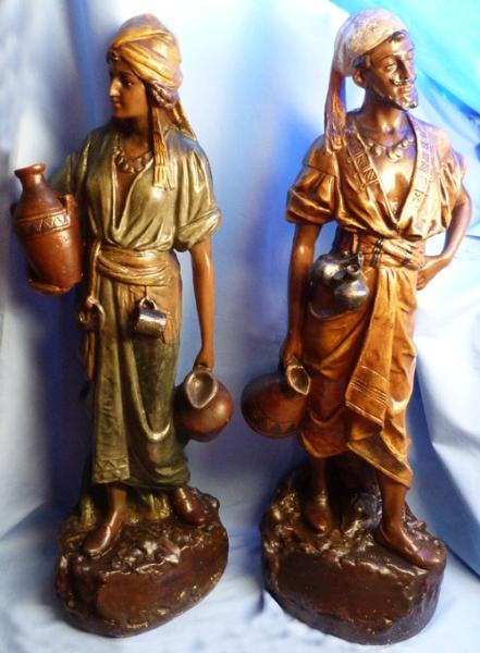 antique-nubian-polychrome-figures-1