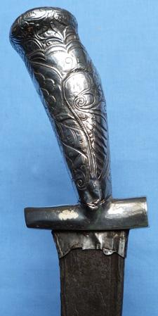 antique-silver-malay-kris-dagger-2