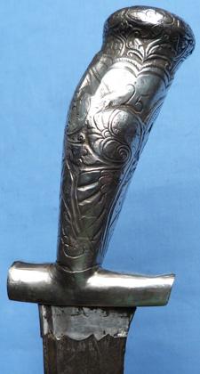 antique-silver-malay-kris-dagger-3
