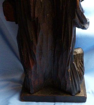 antique-wooden-religious-statue-8