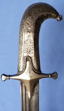 arab-silver-hilted-sword-3