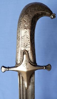arab-silver-hilted-sword-3