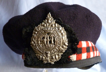 argyll-and-sutherland-highlanders-tam-o-shanter-1