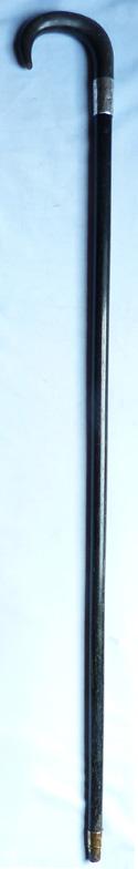 british-12th-lancers-walking-stick-1