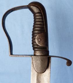 British Army 1796 Pattern Light Cavalry Trooper's Sword