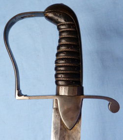 British 1796 Pattern Light Cavalry Officer's Sword