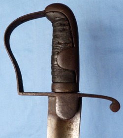 British 1796 Pattern Light Cavalry Trooper's Sword