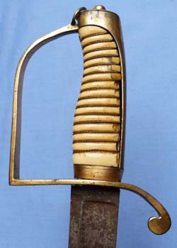 British C.1800′s Yeomanry Cavalry Officer's Sword