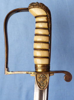 British 1805 Pattern Naval Officer's Sword