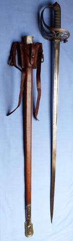 british-1827-pattern-rifle-officers-sword-2