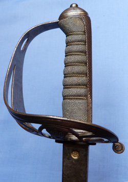 british-1827-pattern-rifle-officers-sword-3