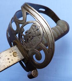 british-1827-pattern-rifle-officers-sword-5
