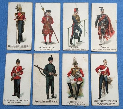 british-army-cigarette-cards-1