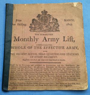 british-army-list-1803-1