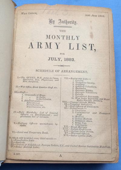 british-army-list-1882-2