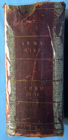 british-army-list-1888-1