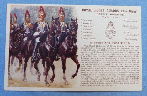 british-army-vintage-postcards-1