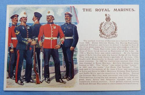 british-army-vintage-postcards-3