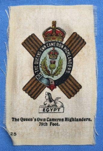 british-army-ww1-silks-regiments-1