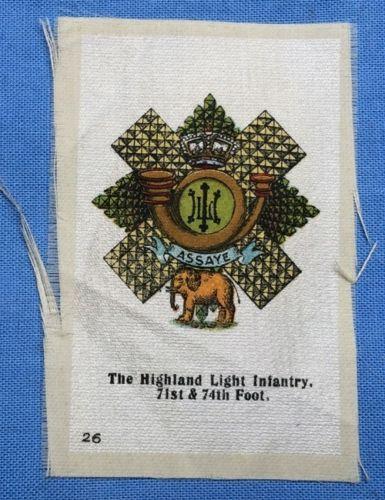 british-army-ww1-silks-regiments-2