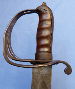 British late-19th Century Indian Cavalry Trooper's Sword