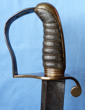 British Napoleonic Dragoon Trooper's Sword