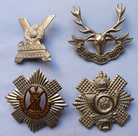 collection-of-scottish-badges-1