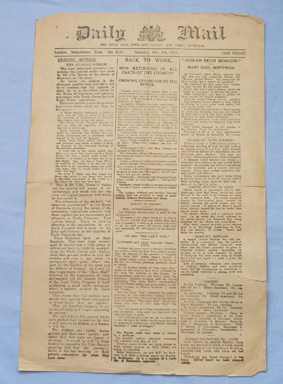 daily-mail-1926-general-strike-1