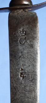 english-17th-century-naval-hanger-sword-7
